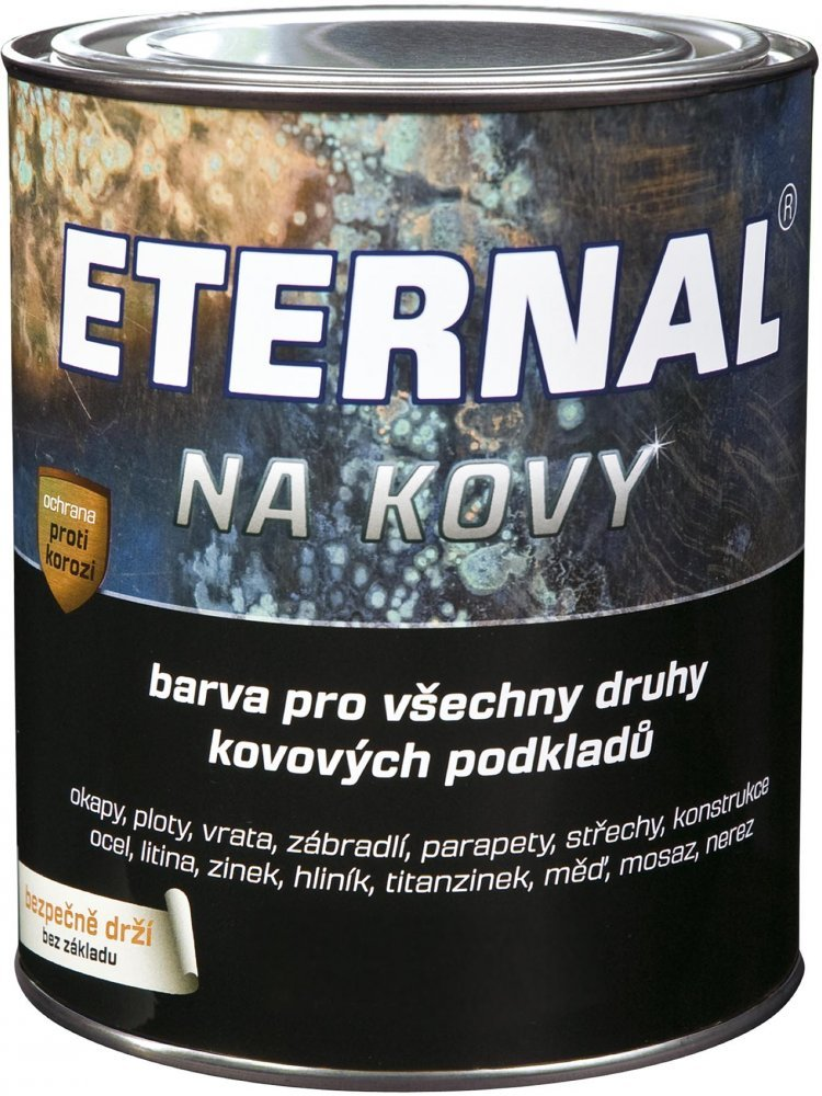 ETERNAL na kovy